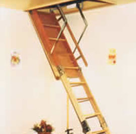 amboss timber ladder