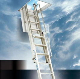 delux attic ladders perth